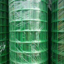 养殖铁丝网围栏一卷多少米 优盾养鸡网焊接隔离栅