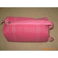 批发供应化妆包化妆袋、定做女士化妆箱、环保棉质化妆包