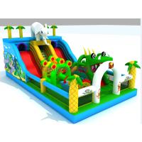 公园里摆的游乐园充气床去哪买 气垫乐园熊出没都有多大的 儿童气垫游乐场报价