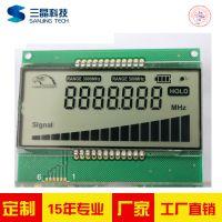 LCD液晶屏,TLCOM液晶屏,TN PIN连接段码液晶屏--三晶科技