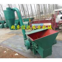大型粉碎机的工作原理,农作物秸秆专用大型粉碎机,信达自产