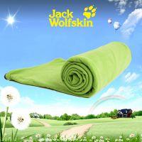 Jack wolfskin/狼爪春夏抓绒睡袋 户外加厚信封式内胆 旅游出差露营卫生睡袋毛毯包邮