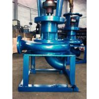 ZNG系列管道式耐磨增压泵 大功率泥浆输送泵 江淮