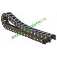 桥式机械线缆塑料拖链厂家报价