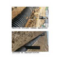河北克拉管、HDPE缠绕结构壁管、雨污管道、市政排水管道