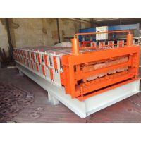 河北兴益供应一机两用压瓦机 铁皮成型机械设备