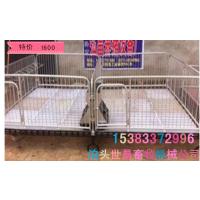 贵州黔东南世昌畜牧2.1*3.6双体保育床批发价格
