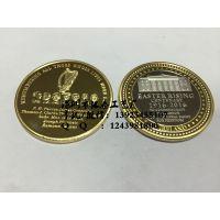 世界遗产景点旅游礼品铜 大铜章定制 深圳银泰专业厂家