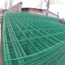 勾花护栏网价格 网片护栏厂家 池塘围栏网