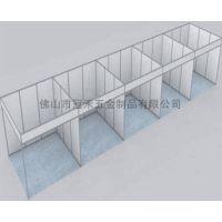 广交会标准摊位展架 香港展会标摊展位 连排双开标准展位搭建