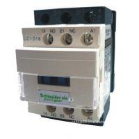 SCHNEIDER施耐德 LC1D18Q7C TeSys D系列三极接触器,交流380V控制电压