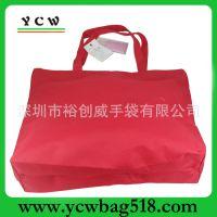 小额批发广告促销购物袋 超市广告购物袋 ycw5182369