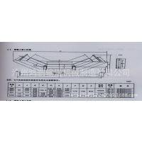 摩擦上下调心托辊组,摩擦调心托辊   专业生产厂家沧州鸿鹏