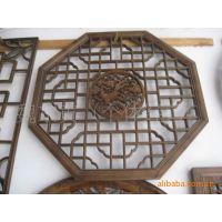 仿古挂件/花格/花窗/中式装修配件/八角格子窗