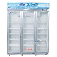 惠州饮料展示柜,冷藏展示柜,佰川冷柜