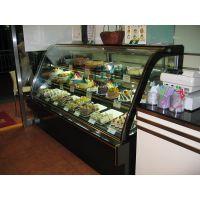 江苏西点展示柜 定做蛋糕柜 寿司冷藏柜