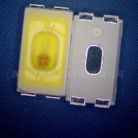 5630黄白光双色贴片led灯珠 0.5W红白光贴片二极管