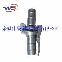 伟晟金属批发12寸鲍尔接头 10寸布尔接头 8寸水带软管接扣 DN300法式水管接口