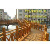 重庆市政工程施工 重庆室外景观工程 防腐木栏杆 栈道厂家