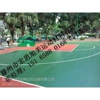 徐州沛县环保硅pu球排场工程的设计 环保硅pu排球场功能 环保硅pu排球场保养维护