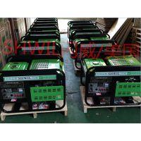专业生产小型类型10千瓦汽油发电机