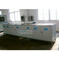 富怡达苏州 七槽半自动超声波清洗机畅销全国十多年!老品牌高品质的代表企业!