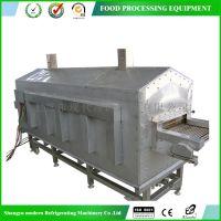 全自动蔬菜烧烤生产线 ,蔬菜烧烤设备,食品加工机械生产设备