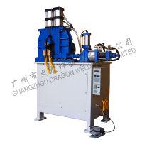 广州火龙牌UN系列气动闪光对焊机 汽车管件对焊机