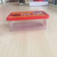 优质pvc材质阿胶糕包装盒食品透明盒质优价廉
