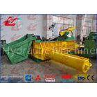 Horizontal Baler Automatic Baling Machine , Steel Baling Press Compact Structure