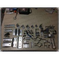 供应光伏支架系统-光伏支架配件-钢构檩条热镀锌C型钢Q235Q345