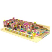 儿童乐园设施室内淘气堡商场儿童游乐园娱乐设备大型游乐