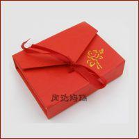丝带纸质吊坠包装盒  高档时尚饰品包装盒吊坠包装盒 手镯盒