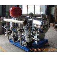 西安高层住宅专用供水设备厂家