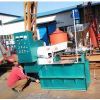 豫太机械125多功能商用榨油机 花生菜籽全自动螺旋榨油机