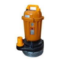 农田排灌QDX3-25-0.75上海兴农污水潜水泵