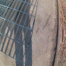 旺来截水沟盖板 q235盖板价格 热镀锌钢格板