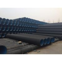HDPE双壁波纹管排水管200多少钱