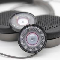 厂家直供40mm耳机喇叭 头戴式耳机喇叭免费样品调试