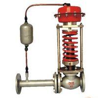 凯斯特自力式压力(流量)调节阀 蒸汽减压稳压阀 ZZYP-16阀后(阀前)控制批发
