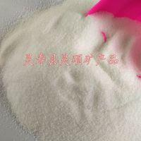 灵硕矿产厂家直销儿童娱乐沙天然圆粒沙 白色质感砂石英砂 环保砂