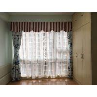 武汉百百合卧室窗帘-武汉阳台装修窗帘