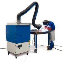 焊接烟尘净化器,低温等离子有机净化器,焊烟除尘器