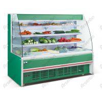 蔬菜制冷陈列柜/水果展示柜/冰柜/水果保鲜展示柜/冷藏展示柜