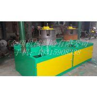 金翔机械专业生产水冷连罐拉丝机 拔丝机 收线机