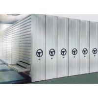 厂家批发定制手动档案密集柜移动档案密集架档案室资料柜文件铁皮柜