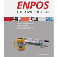 韩国ENPOS气缸油水压