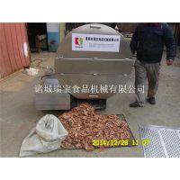 新型松肉刨肉机 冻肉刨肉机价格 食品厂专用破碎机