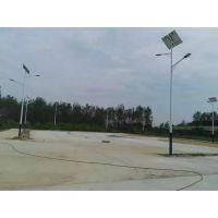 新农村改造6米太阳能路灯4米5米7米8米LED庭院灯高杆灯乡村道路灯