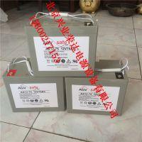 霍克蓄电池AX12-150 12V150AH参数尺寸 价格